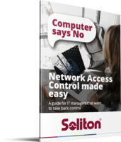 White paper Network Acces Control made easy ecover