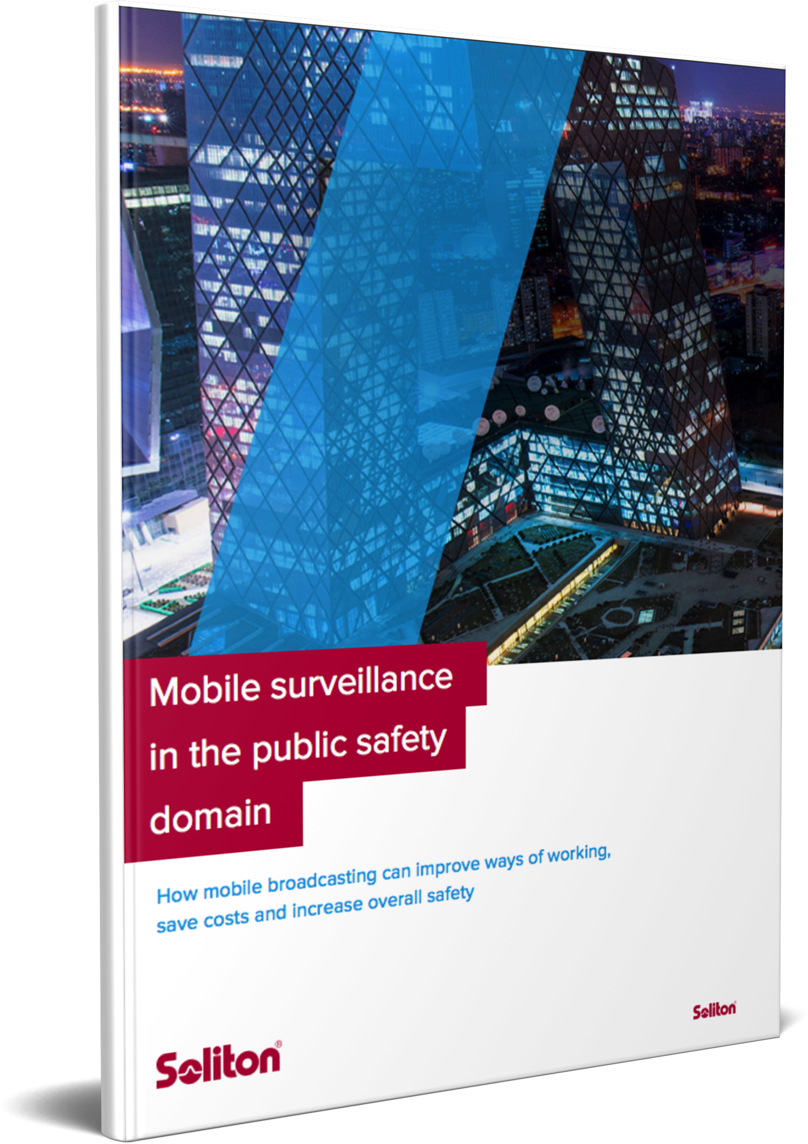 ITS | White paper mobile surveillance ecover