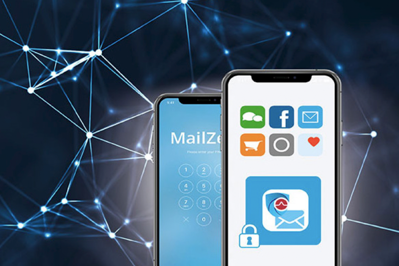 MailZen Iphone Mockup